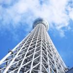 東京スカイツリーに登りました