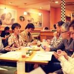 NSA東京支部のミーティング