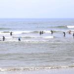 九十九里のハマグリ漁