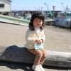 行徳漁港の娘